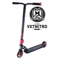 Madd Gear Mgp VX7 Nitro Complete Scooter Red