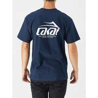 Lakai Inspired T-Shirt Small Navy