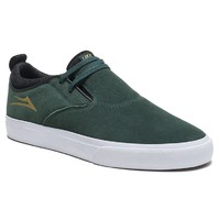 Lakai Mens Skate Shoes Riley Hawk Pine Suede