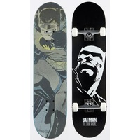 Almost Complete Skateboard Dark Knight Resin Premium - Black 8""