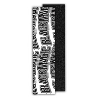 Shortys Black Magic Grip Tape Sheet 9 x 33 Black