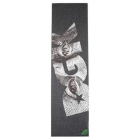 Dgk X Mob Skateboard Grip Tape Sheet 9 x 33 Mob Eyes Perforated