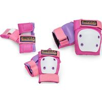 Impala Protective Pad Set Youth Small Pink