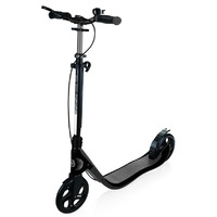 Globber Nl 205 Deluxe Titanium Charcoal Grey Adult Scooter