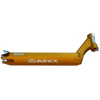 Apex Scooter Deck 600mm Gold