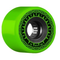 Bones Skateboard Wheels ATF Rough Riders 80A 59mm Tank Green