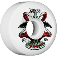 Bones Skateboard Wheels P5 Spf Hawk Talon White 83B 58mm