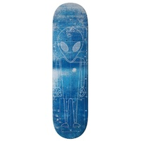 "Alien Workshop Skateboard Deck 8.25"" Blueprint Hexmark"