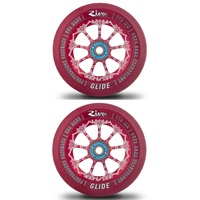 River 110mm Scooter Wheels Bloody Glides Dylan Morrison Sig