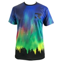 Root Industries Performance T-Shirt Mens Large Northern Light