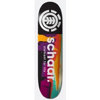Element Skateboard Deck Schaar For Life 8