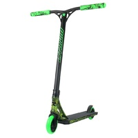 Root Industries Complete Scooter Lithium Radiant Black Green Yellow