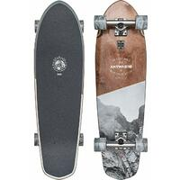 Globe Cruiser Skateboard Complete Big Blazer Anywhere