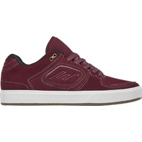 Emerica Mens Skate Shoes Reynolds G6 Maroon