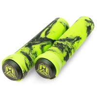Madd Gear MGP Grind Scooter Grips Green Black