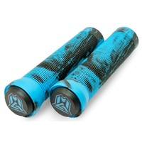 Madd Gear MGP Grind Scooter Grips Blue Black