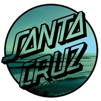 Santa Cruz Homebreak Sticker x 1