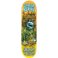 Deathwish Skateboard Deck 8.25 Kirby Buried Alive