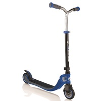 Globber 2 Wheel Foldable Flow 125 Scooter Navy Blue
