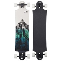 Landyachtz Longboard Skateboard Complete Switchblade Faded 40