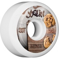 Bones Skateboard Wheels V5 Stf Joslin Cookies 83B 52mm