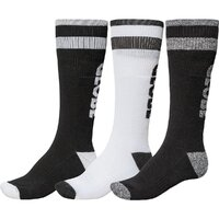 Globe Mens Socks 3 Pairs Stonningtone Long