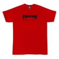 Thrasher Magazine Youth T-Shirt Medium Red