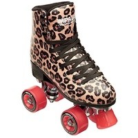 Impala Roller Skates Leopard Size Womens US 11