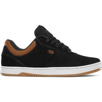 Etnies Kids Skate Shoes Joslin Black Brown