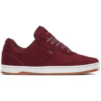 Etnies Kids Skate Shoes Joslin Burgundy