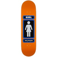 Girl Skateboard Deck 93 Til Infinity WR37 Howard 8.5