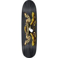 Anti Hero Skateboard Deck Shaped Eagle Black 8.5