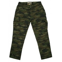 Independent Truck Co Tc Cargo Pants Camo Size 32 Mens