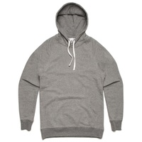 AS Colour Vector Hoodie Large Steel Marle