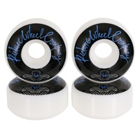 Picture Wheel Co Skateboard Wheels POP Blue 99A 56mm