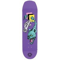 Welcome Skateboards Skateboard Deck Face Of A Lover Helm Of Awe 8.38 Wide
