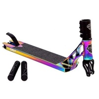 Grit Scooter Deck Kit Neochrome