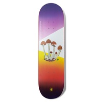 Girl Skateboard Deck Psychedelic Plants Howard 8.5