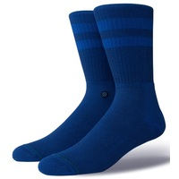 Stance Mens Socks Joven Primary Blue Large