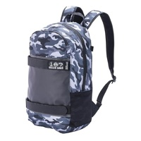187 Killer Backpack Charcoal Camo
