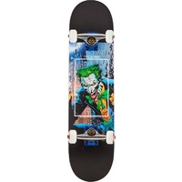 Almost Complete Skateboard Joker Fight Club Black Youth 7.25 Wide