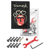 Diamond Skateboard Hardware Boo J 7/8 Inch