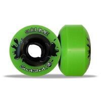 Abec 11 Skateboard Wheels Sublime Snotshot Green 99A 54mm