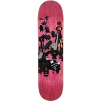 Polar Skate Co Skateboard Deck Paul Grund Fortissimo 8
