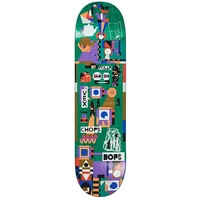 Polar Skate Co Skateboard Deck Team Special Operators 8