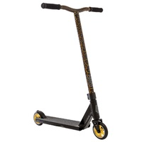 Crisp Complete Scooter Blaster Scooter Black Gold Cracking