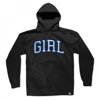 Girl Arch Hoodie Medium Black