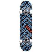 Blind Complete Skateboard Stacked FP Black 7.625 Wide