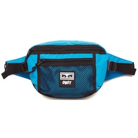 Obey Waist Bag Conditions Pure Teal
