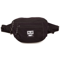 Obey Waist Bag Conditions Black